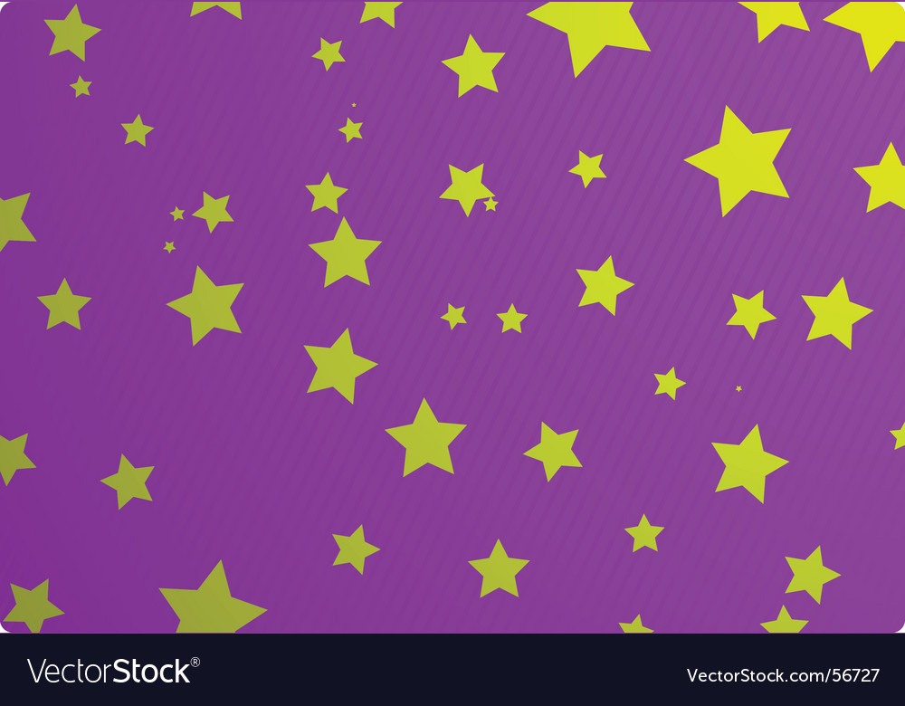 Abstract background with stars vector | Price: 1 Credit (USD $1)