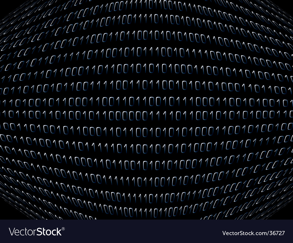 Binary black hole vector | Price: 1 Credit (USD $1)