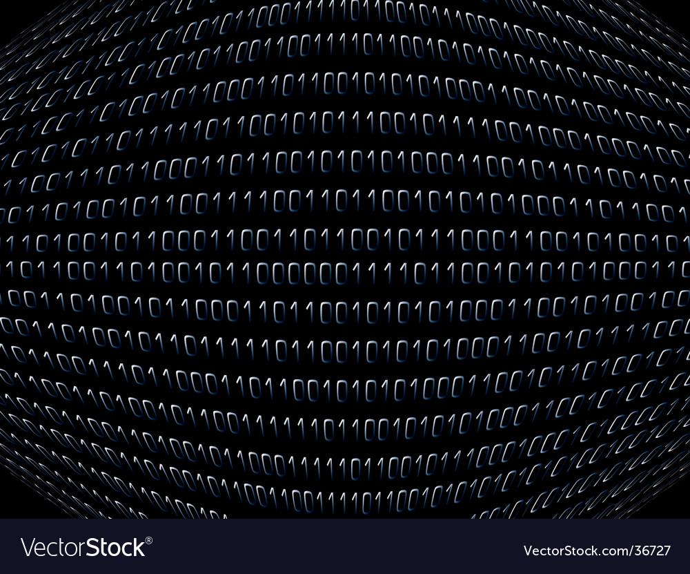 Binary black hole vector | Price: 1 Credit (USD $1)