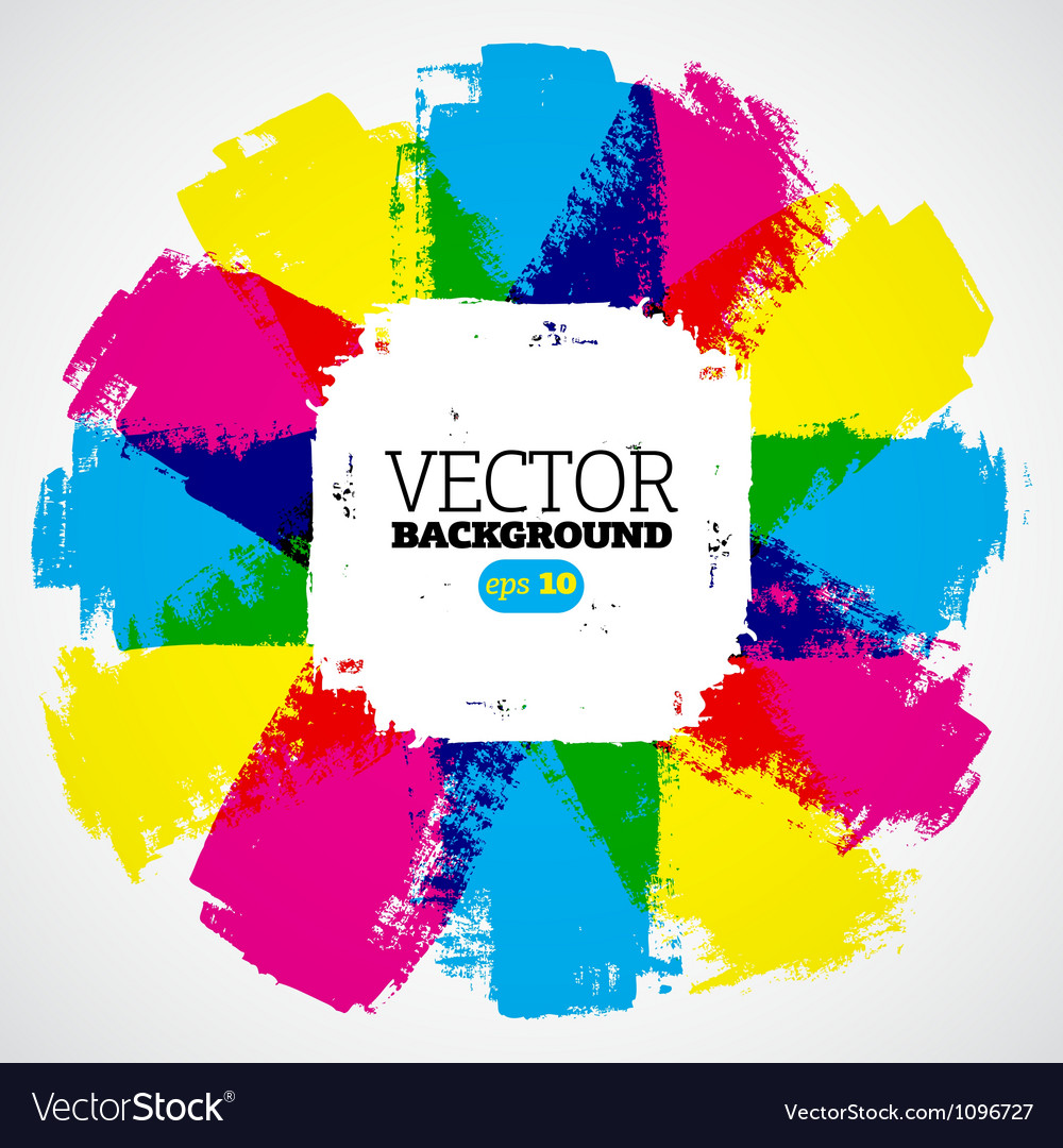Cmyk background vector | Price: 1 Credit (USD $1)