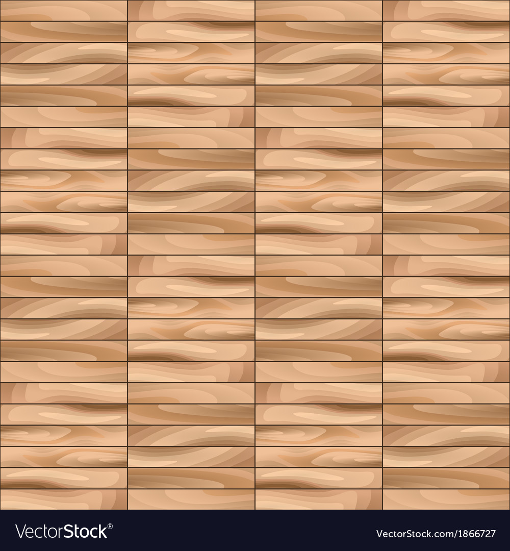 Oak decking parquet wooden seamless pattern vector | Price: 1 Credit (USD $1)