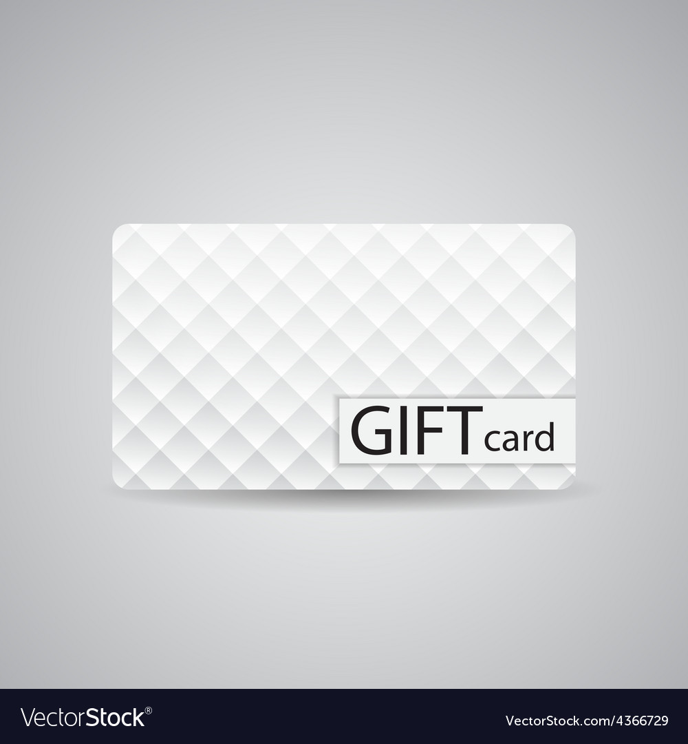 Abstract beautiful gift card design vector | Price: 1 Credit (USD $1)