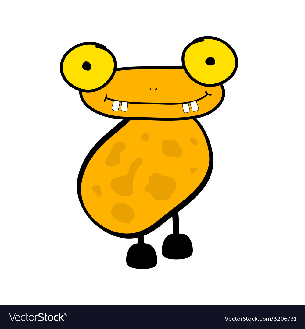 Funny adorable animal vector | Price: 1 Credit (USD $1)