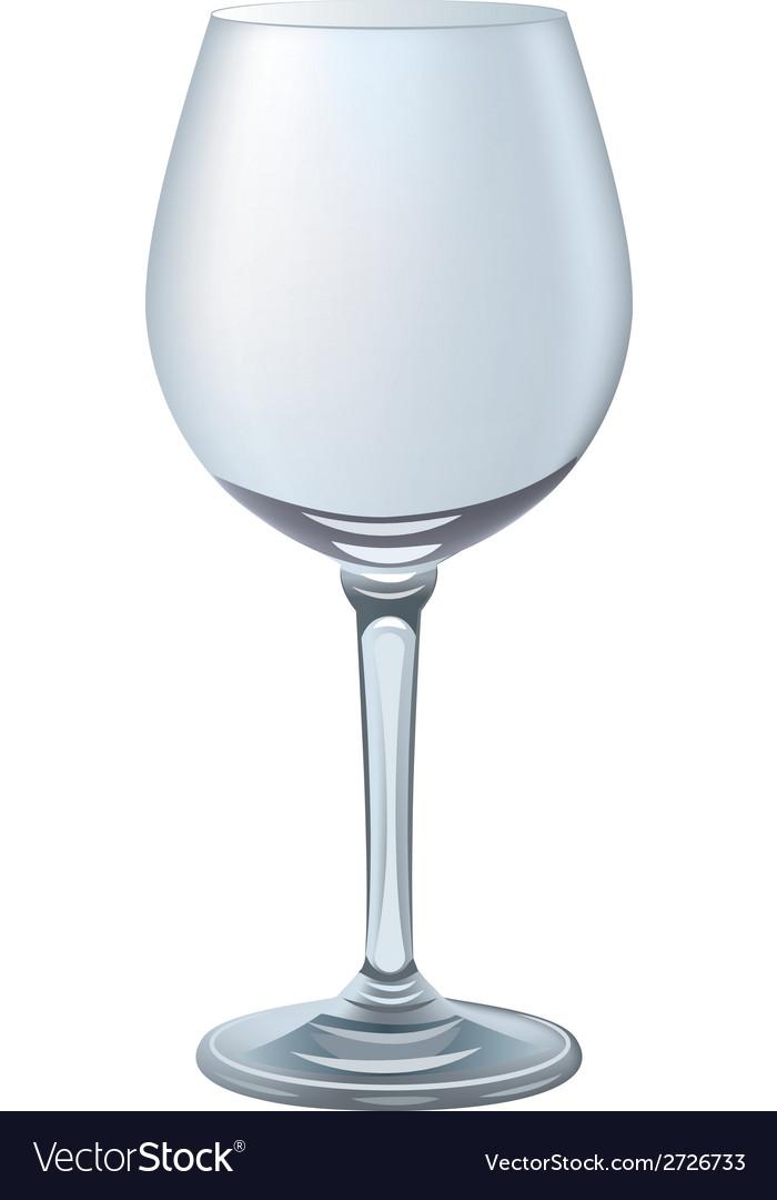 Wineglass vector | Price: 1 Credit (USD $1)