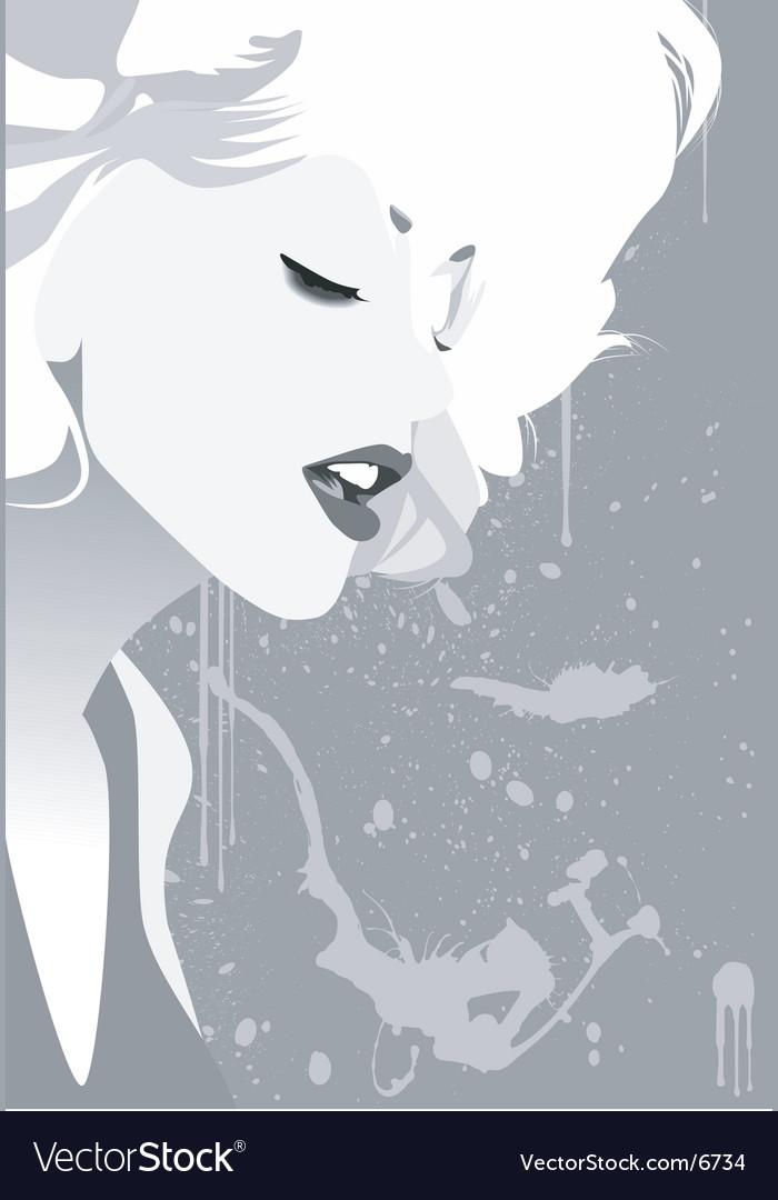 Blondie vector | Price: 3 Credit (USD $3)