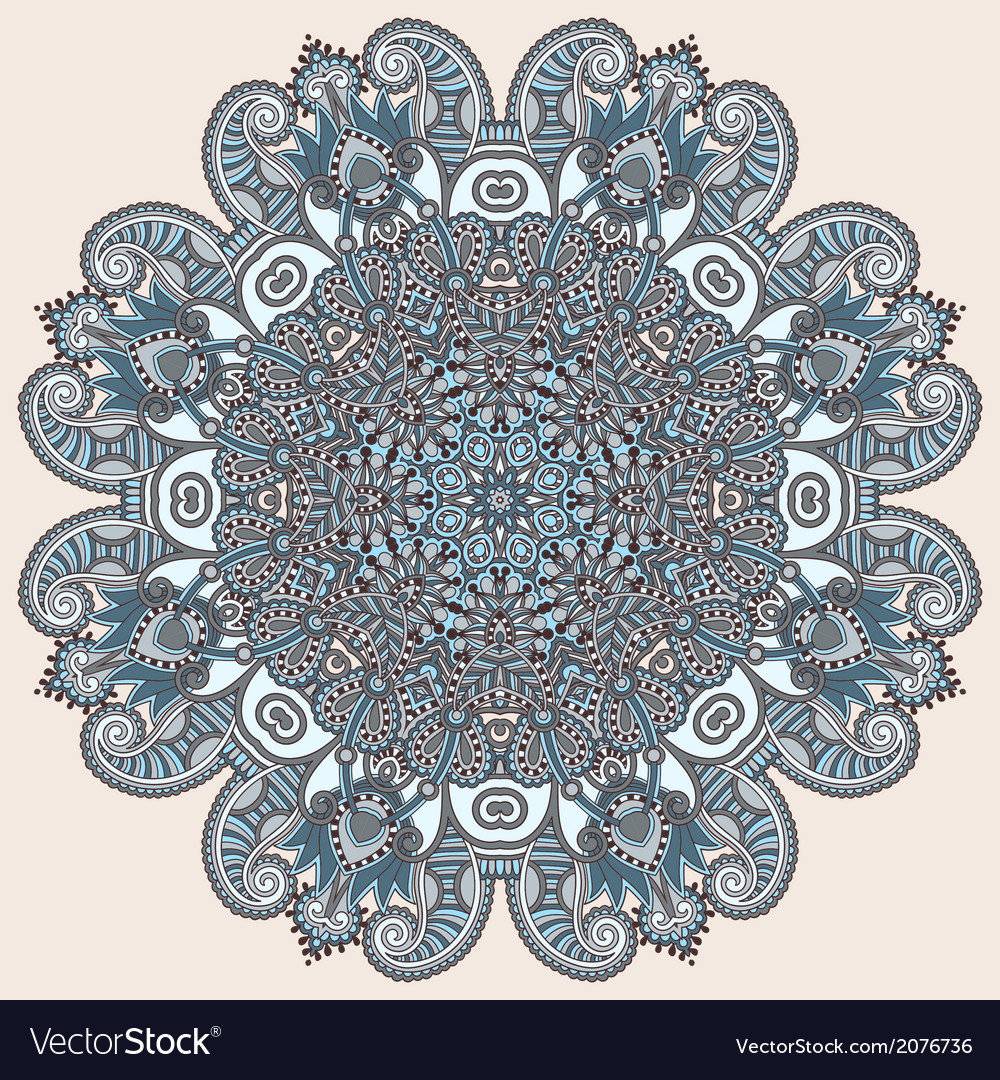 Geometric doily patter vector   Price: 1 Credit (USD $1)