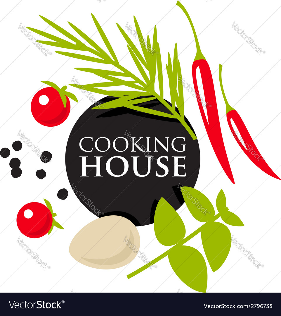 Herbs vegetables and spices vector | Price: 1 Credit (USD $1)