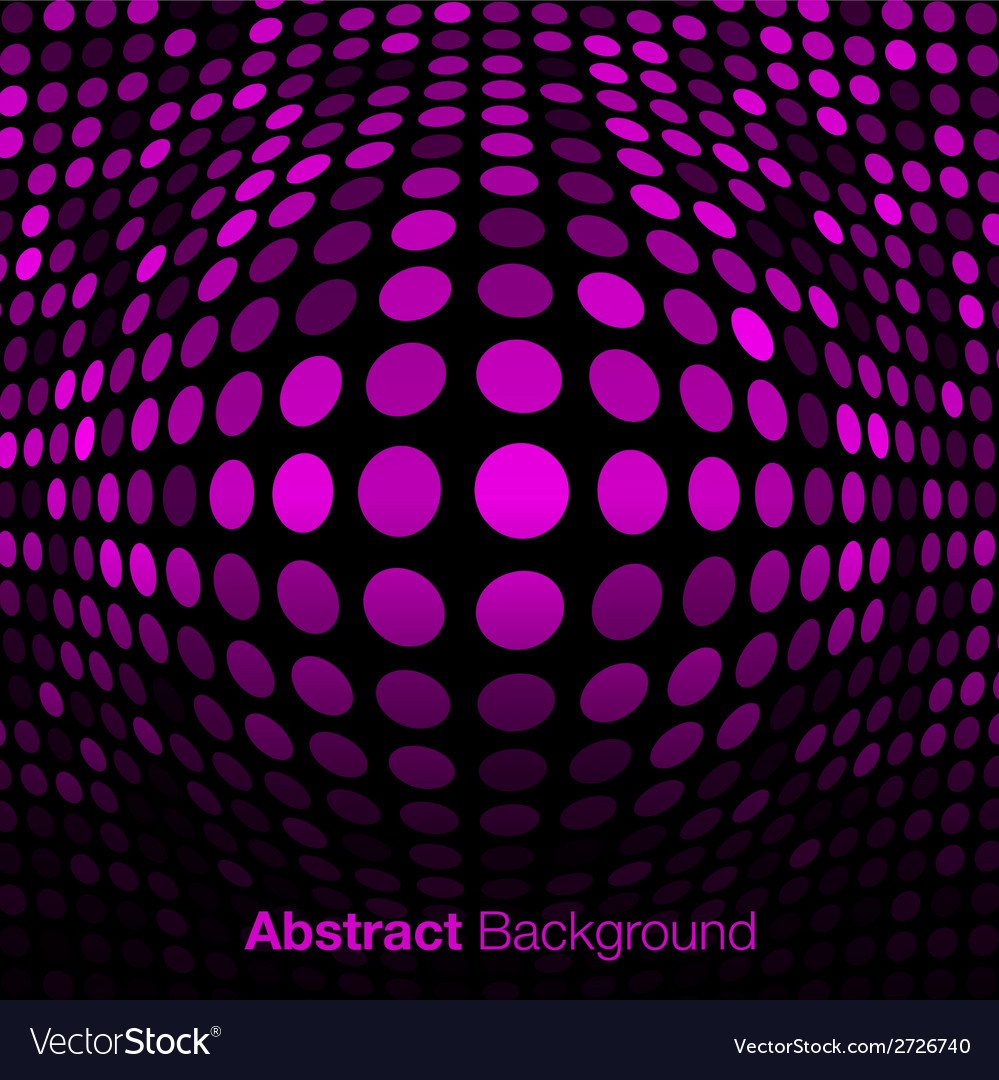 Abstract pink technology background vector | Price: 1 Credit (USD $1)