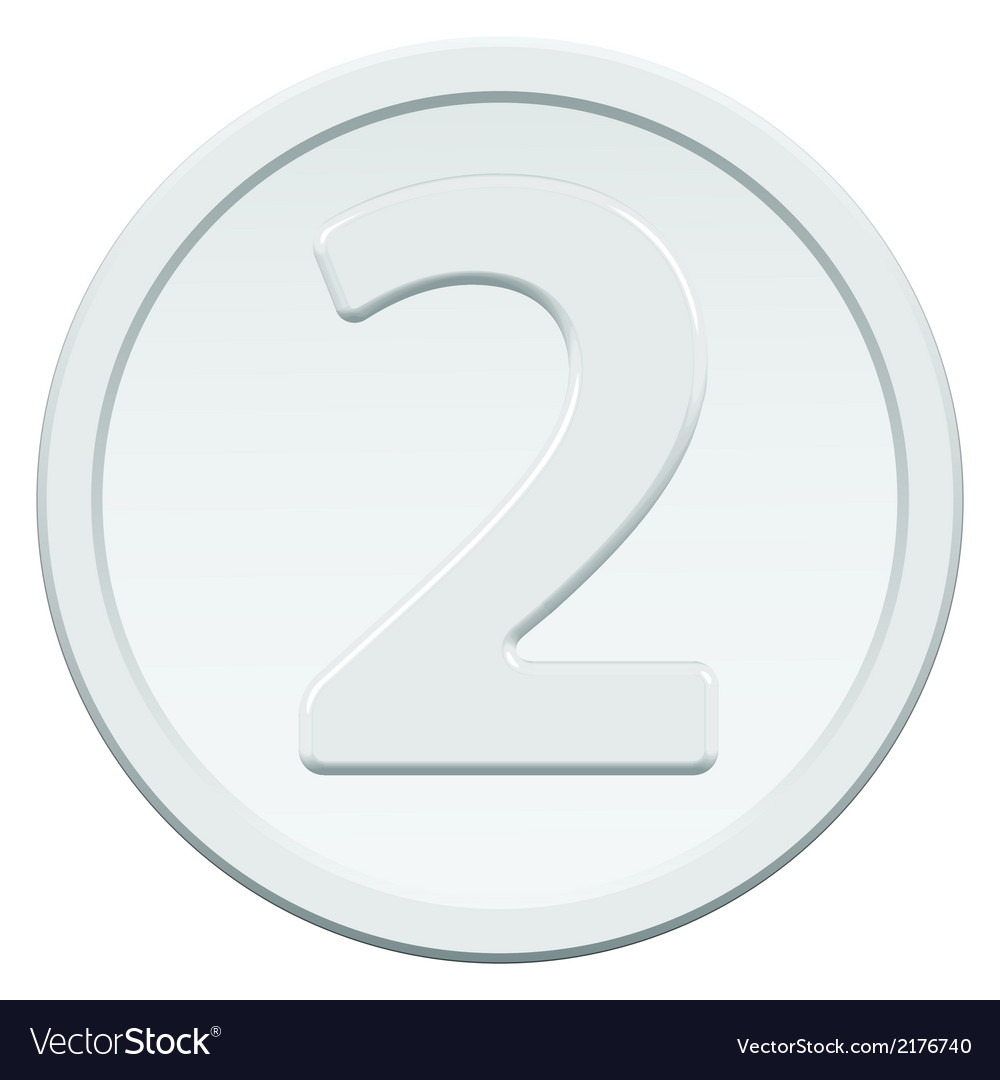 Two coin vector | Price: 1 Credit (USD $1)
