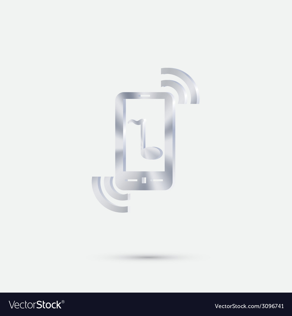 Telephone handset vector | Price: 1 Credit (USD $1)