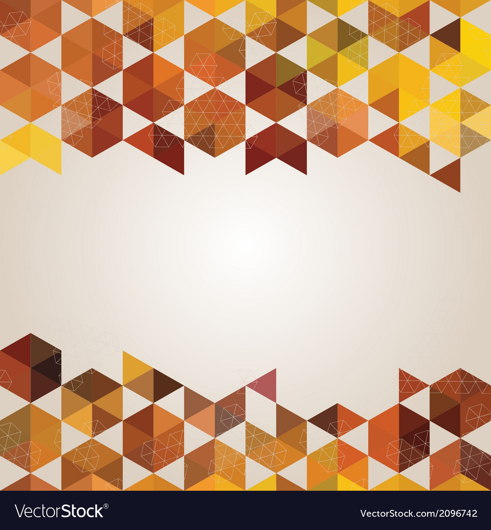 Abstract background banner of hexagon vector | Price: 1 Credit (USD $1)