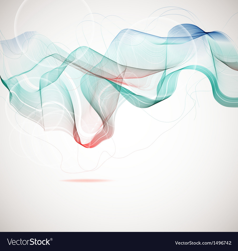 Colorful abstraction vector | Price: 1 Credit (USD $1)
