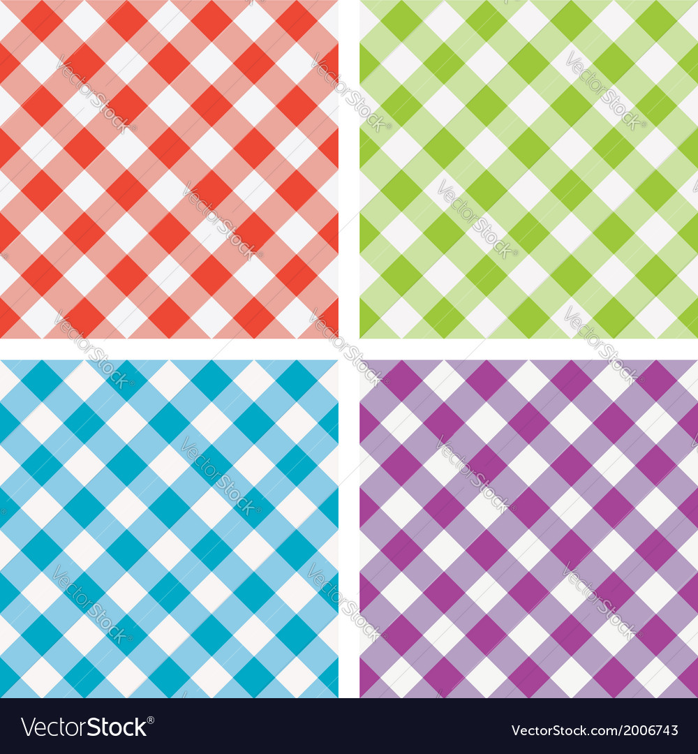 Picnic cooking tablecloth vector | Price: 1 Credit (USD $1)