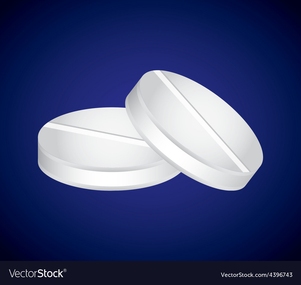 Pills drugs vector | Price: 1 Credit (USD $1)
