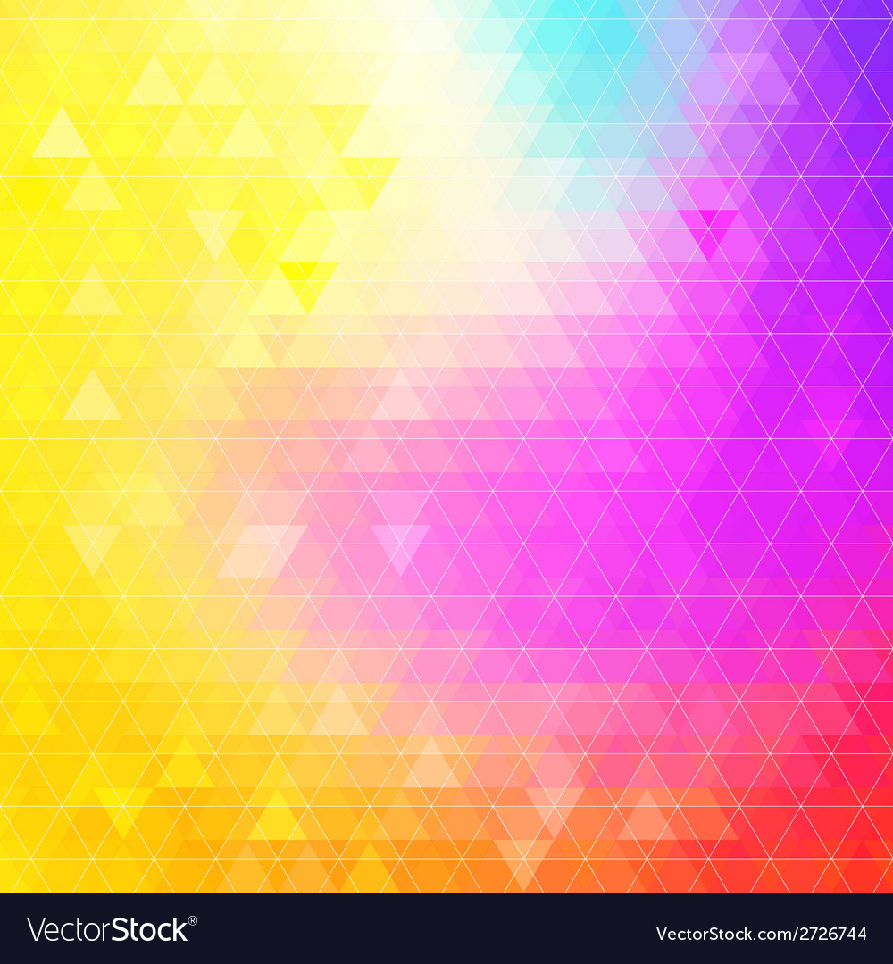 Colorful bright geometric background for your desi vector | Price: 1 Credit (USD $1)