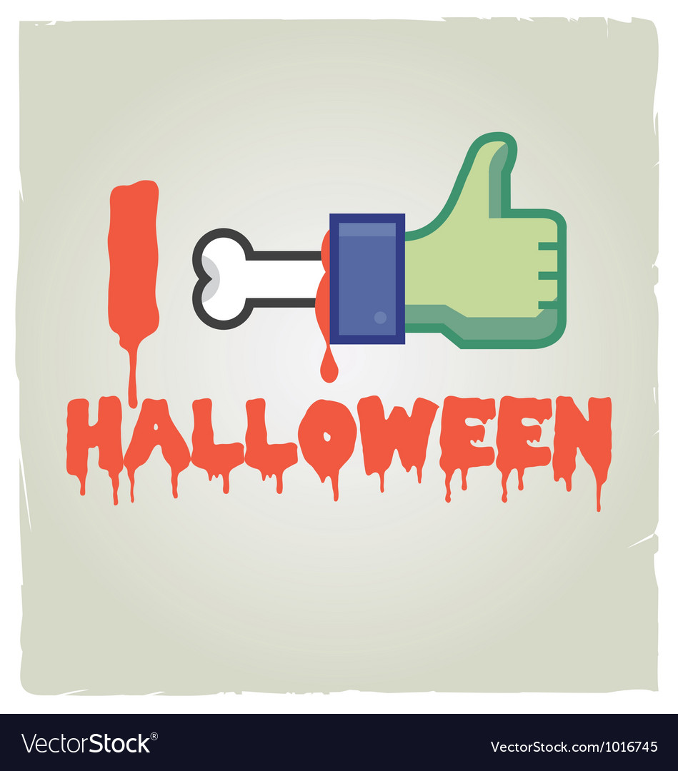 I like halloween vector | Price: 3 Credit (USD $3)