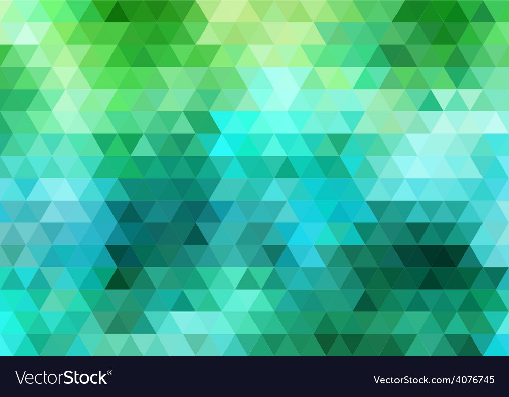 Triangle background vector | Price: 1 Credit (USD $1)