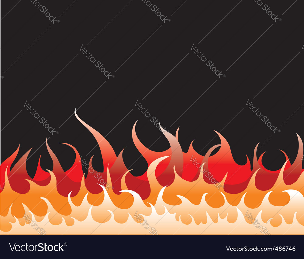 Fire flames vector   Price: 1 Credit (USD $1)