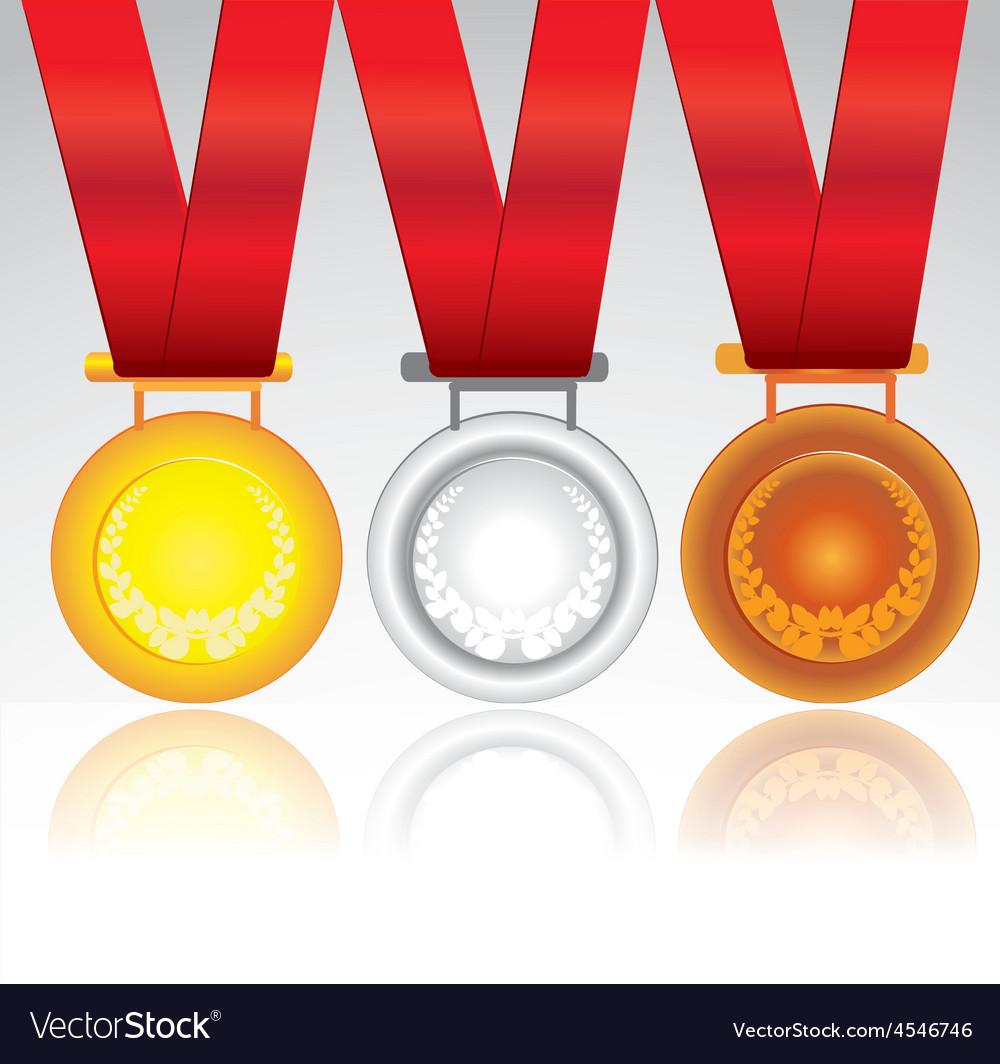 Medals vector   Price: 1 Credit (USD $1)