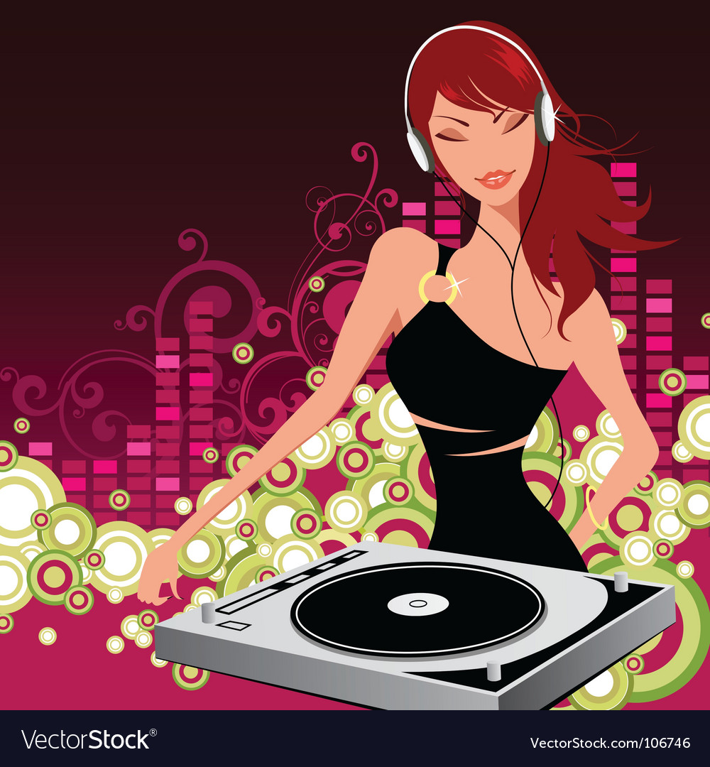 Nightlife vector | Price: 3 Credit (USD $3)