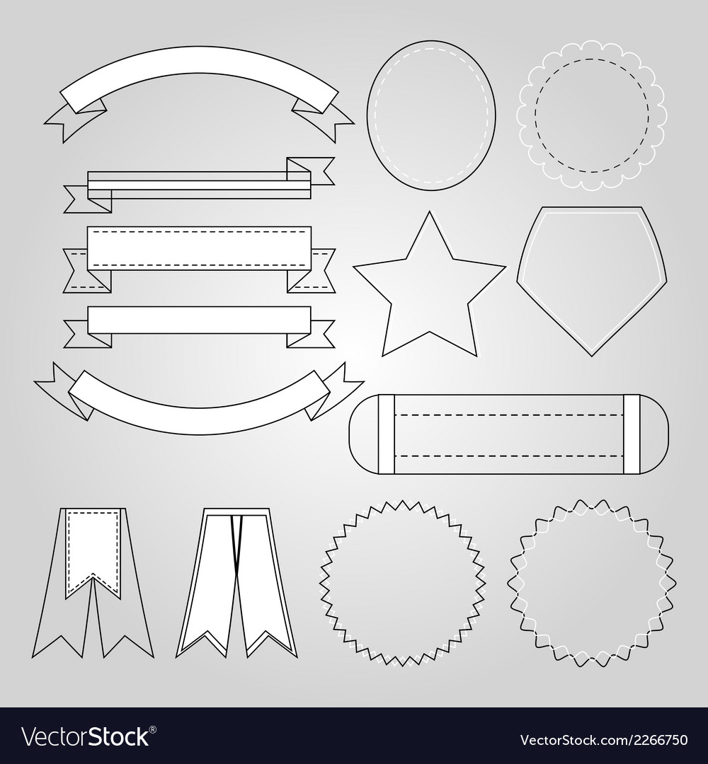 Design banners collection on bright background vector   Price: 1 Credit (USD $1)
