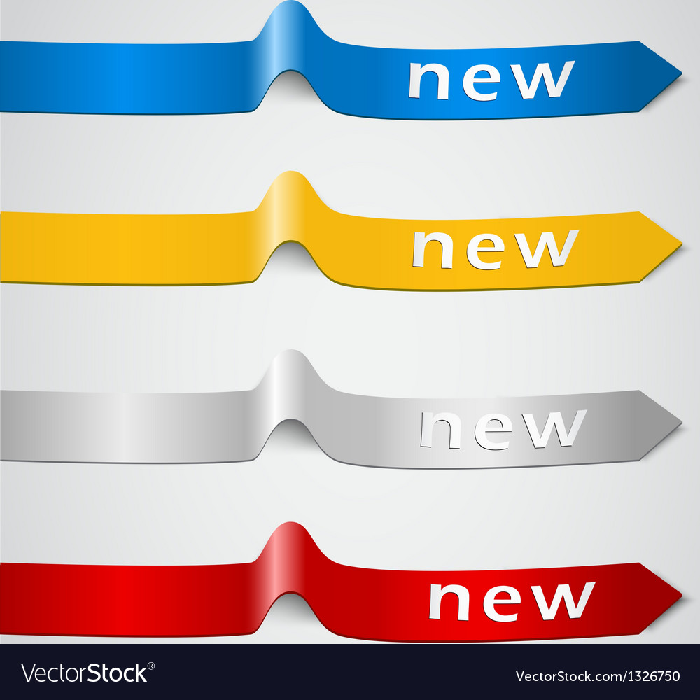 Ribbon vector | Price: 1 Credit (USD $1)