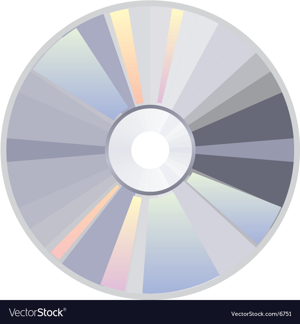 Computer cd vector | Price: 1 Credit (USD $1)
