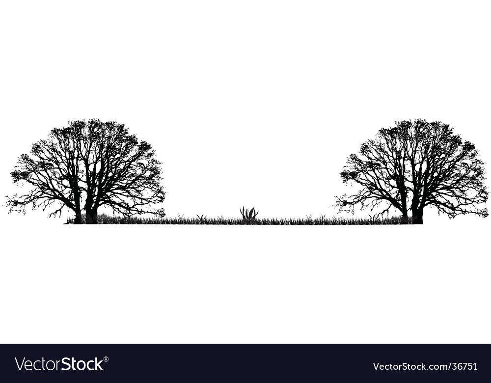 Extra trees vector | Price: 1 Credit (USD $1)
