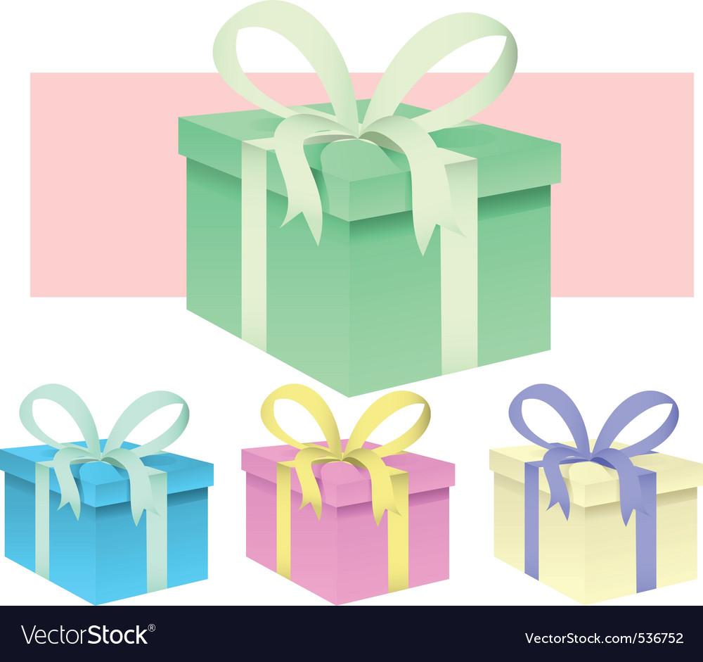 Presents vector | Price: 1 Credit (USD $1)