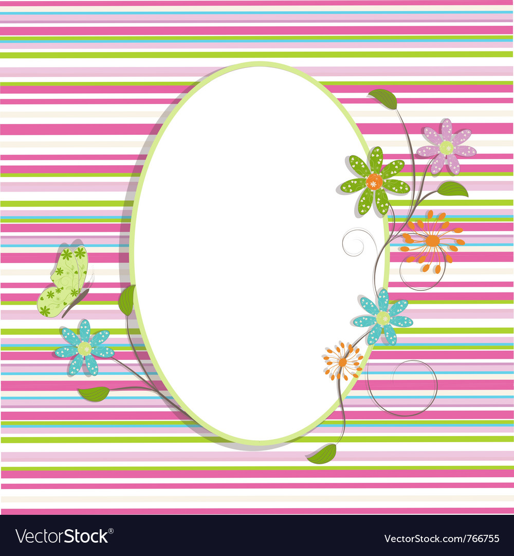 Beautiful greeting background vector | Price: 1 Credit (USD $1)