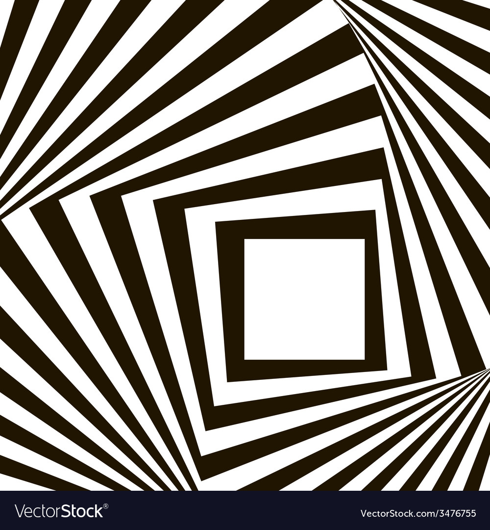 Geometric black and white pattern vector | Price: 1 Credit (USD $1)