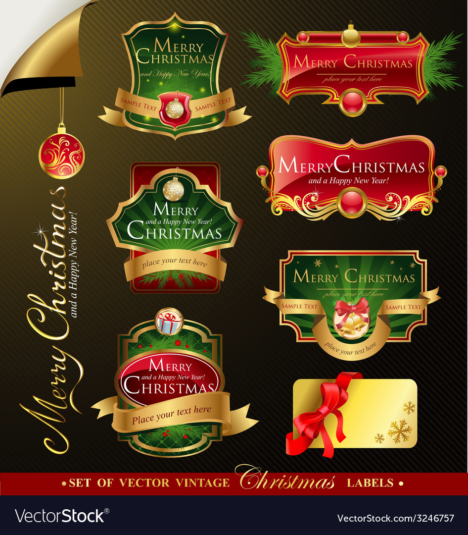 Christmas frames vector | Price: 5 Credit (USD $5)