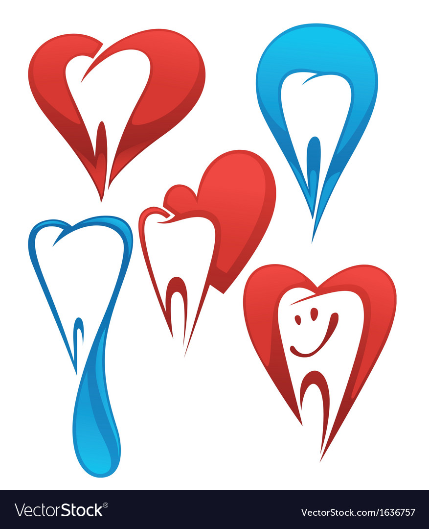 Dentist collection vector | Price: 1 Credit (USD $1)