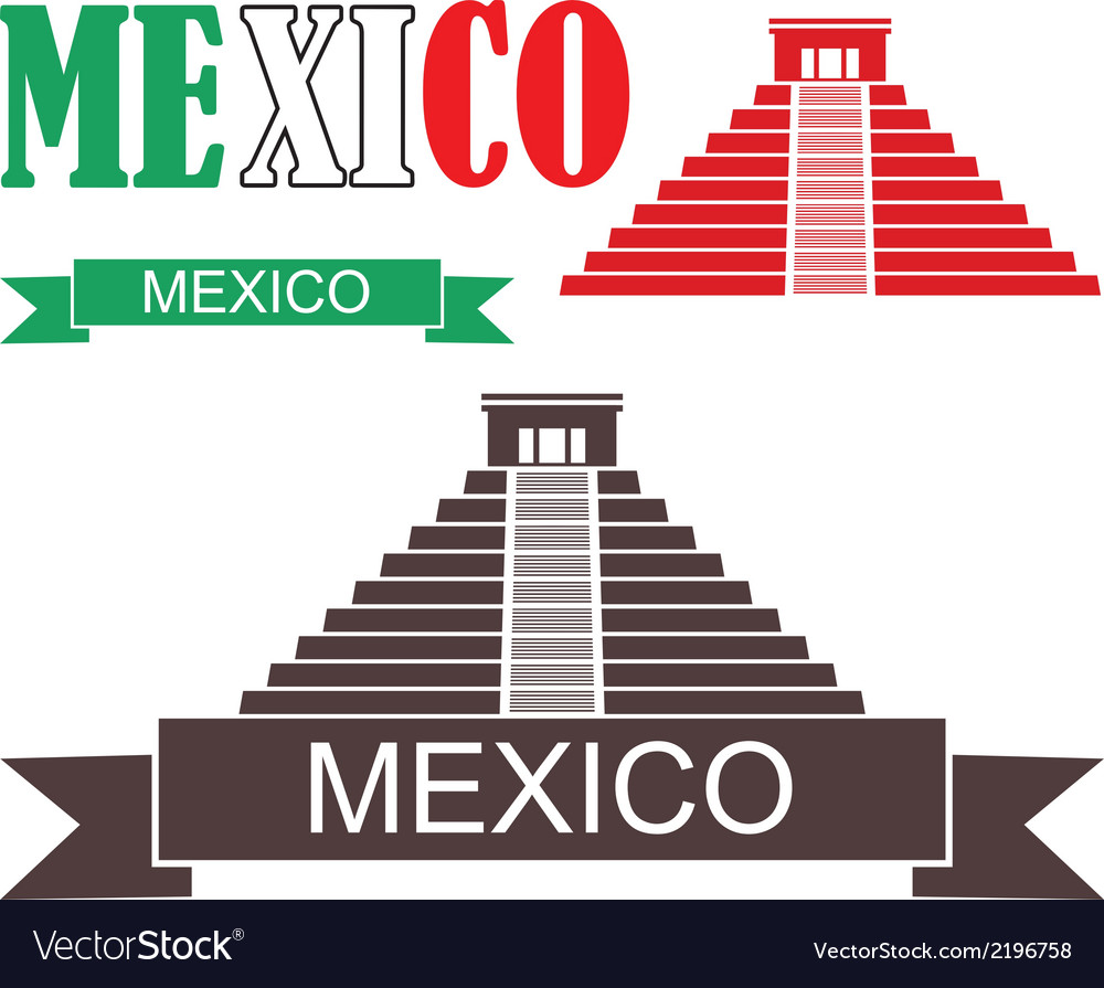Mexico vector | Price: 1 Credit (USD $1)