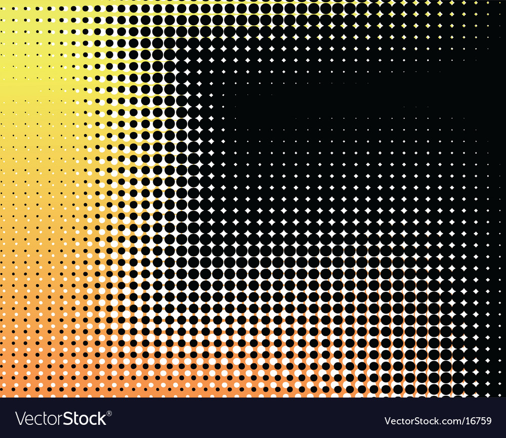 Dot background vector | Price: 1 Credit (USD $1)