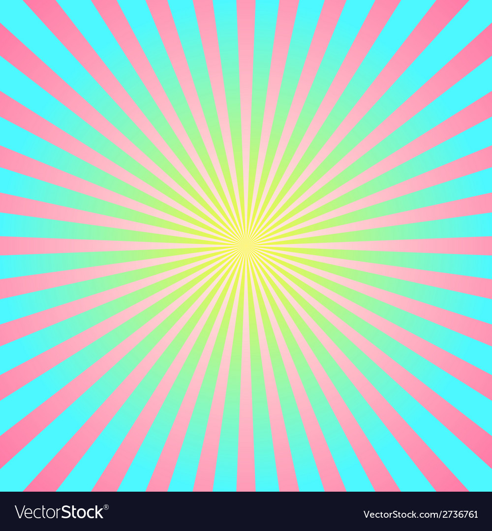 Brown rays vector | Price: 1 Credit (USD $1)