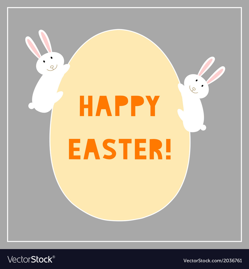 Happy easter13 vector | Price: 1 Credit (USD $1)