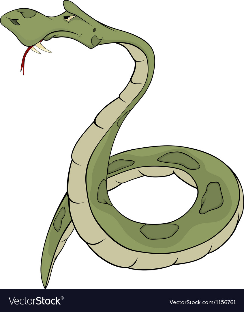 Snake vector | Price: 1 Credit (USD $1)