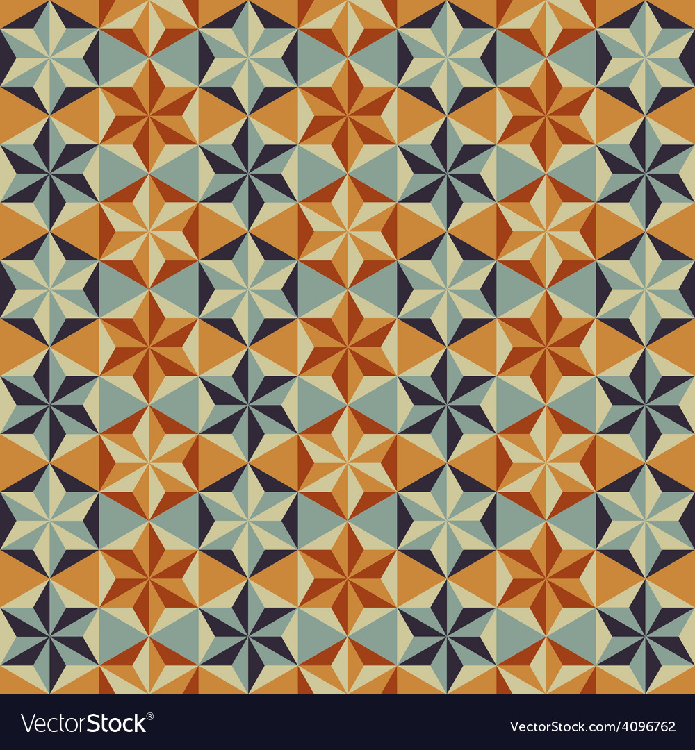 Abstract retro geometric pattern vector   Price: 1 Credit (USD $1)