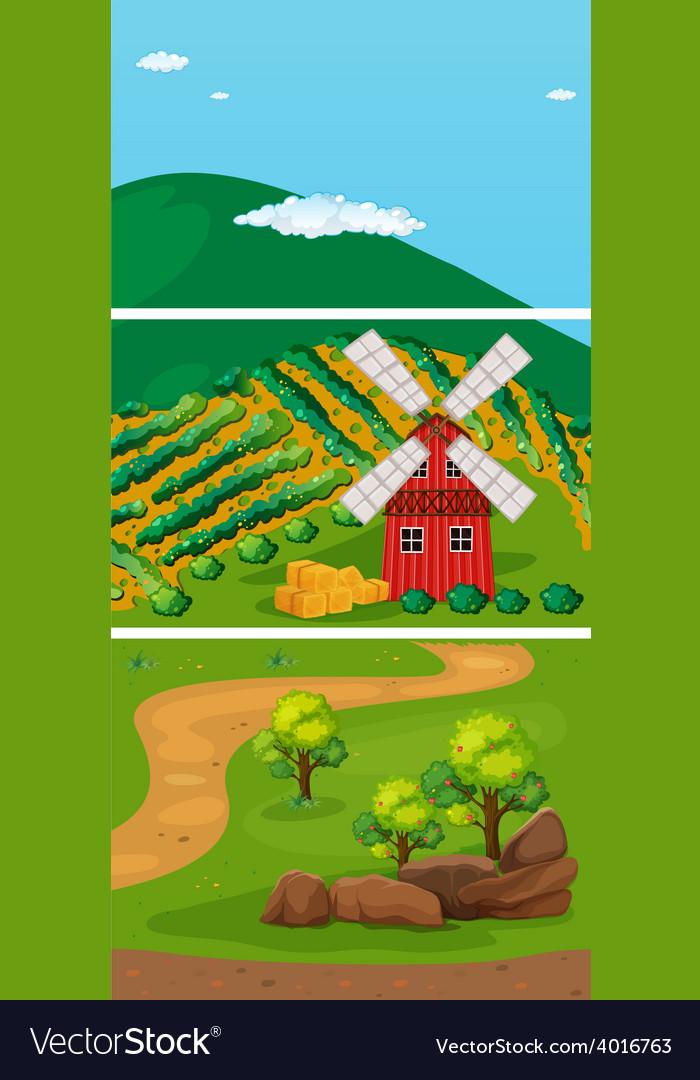 Farming vector | Price: 3 Credit (USD $3)