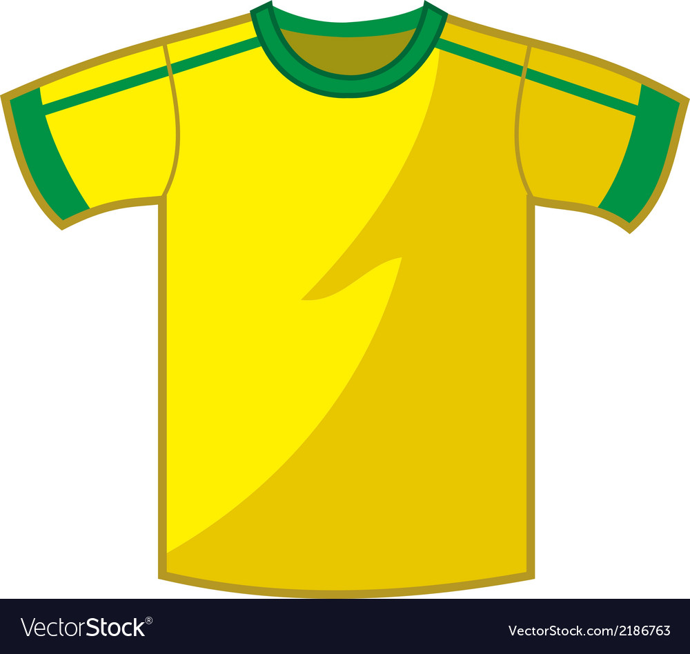 Shirt jersey vector | Price: 1 Credit (USD $1)