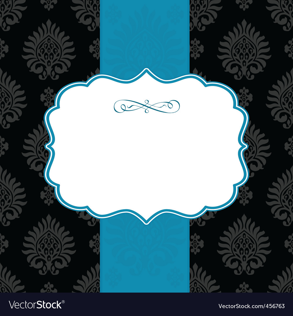 Victorian background vector | Price: 1 Credit (USD $1)