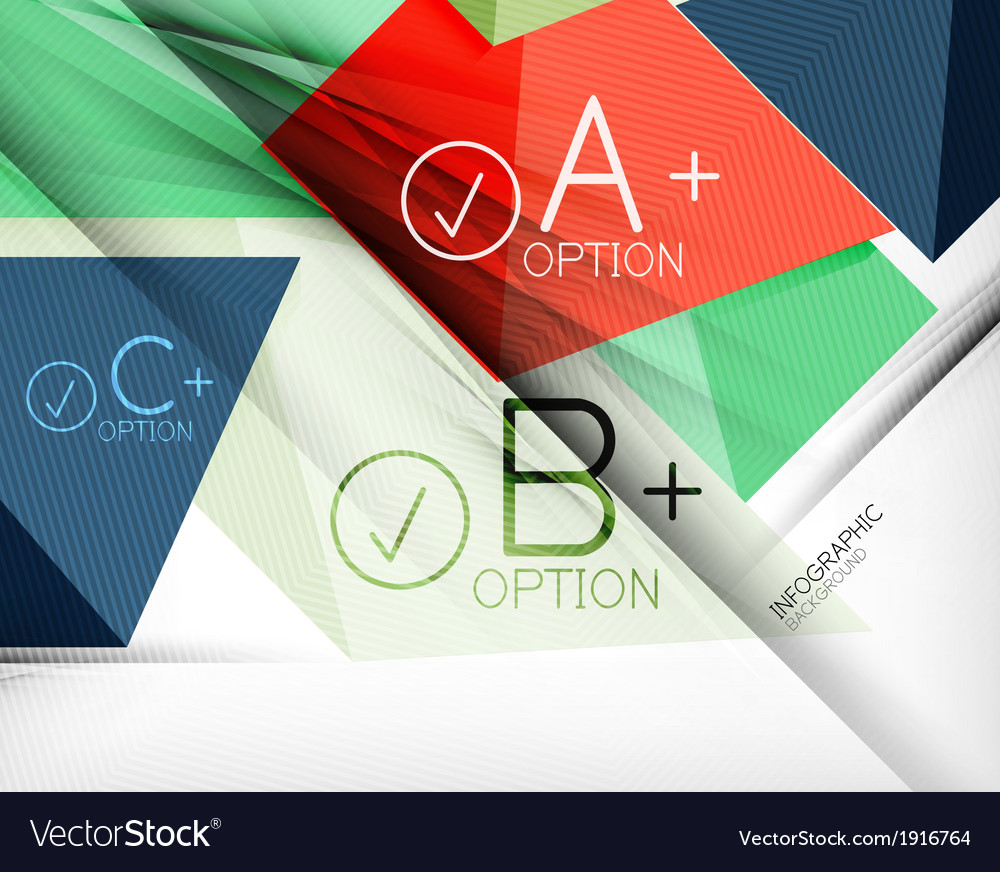 Business presentation stripes abstract background vector | Price: 1 Credit (USD $1)