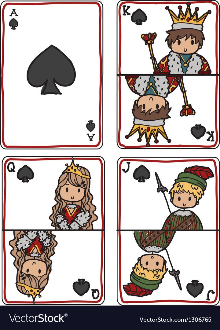 Gamecards vector