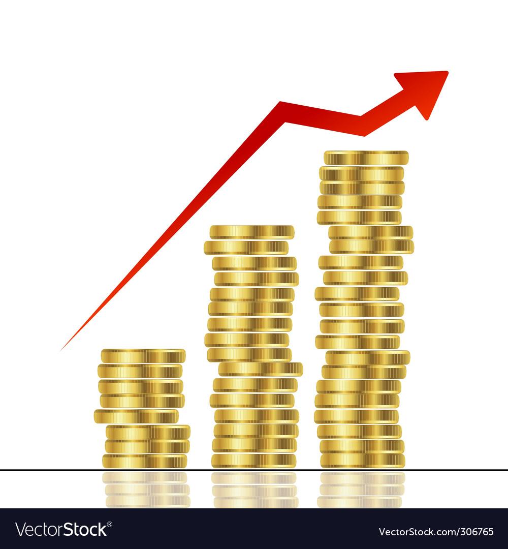 Statistic graphic vector | Price: 3 Credit (USD $3)