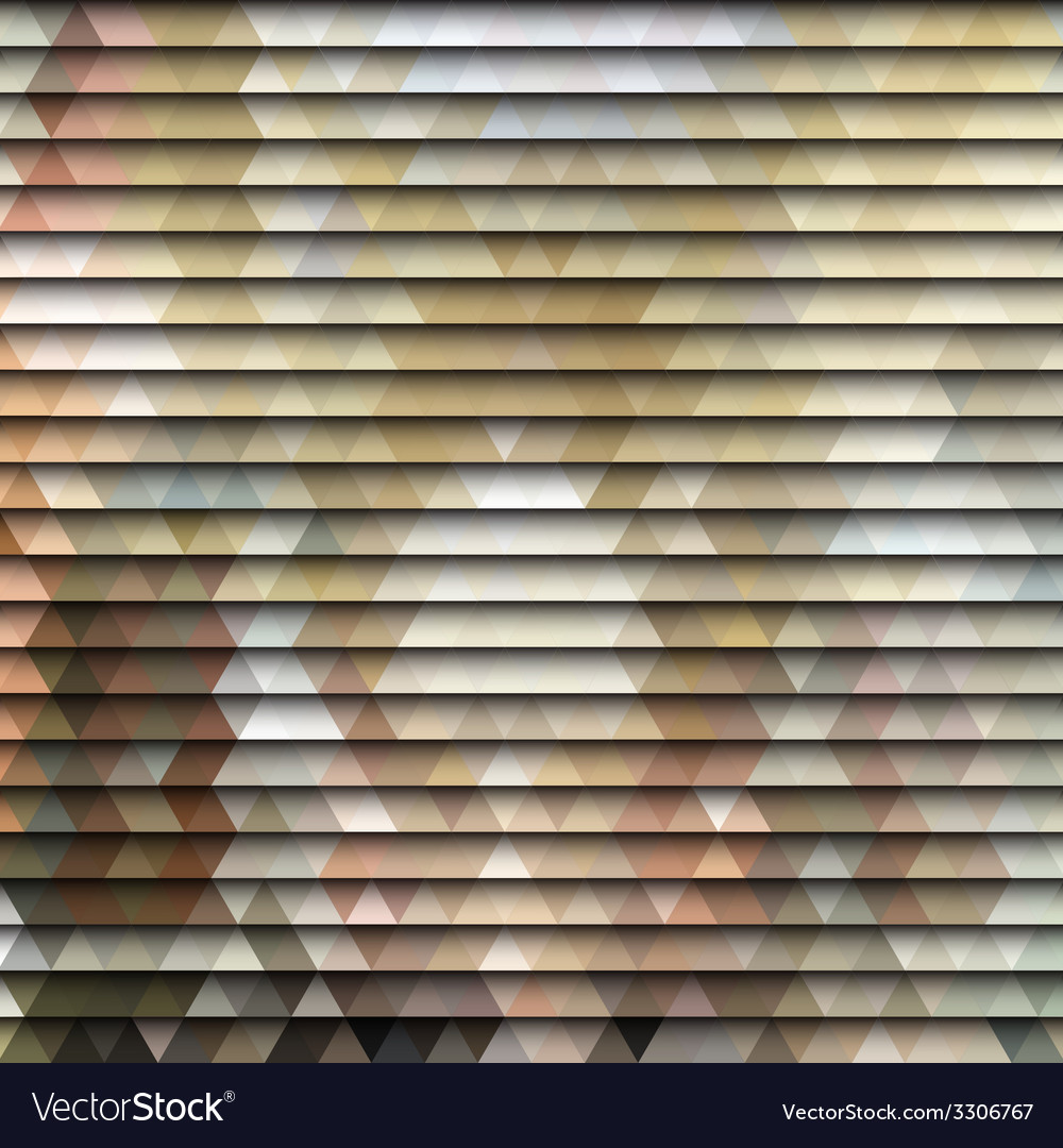 Colorful geometric background abstract triangle vector | Price: 1 Credit (USD $1)