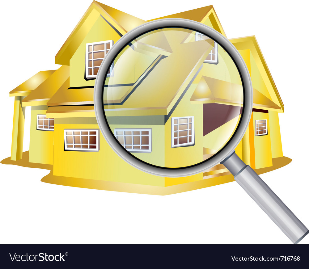 House search vector | Price: 3 Credit (USD $3)