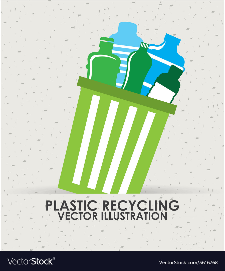 Recycling icon vector   Price: 1 Credit (USD $1)