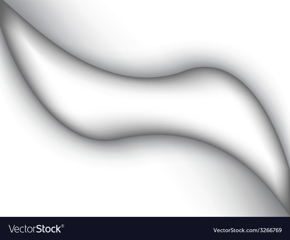 Abstract white liquid vector | Price: 1 Credit (USD $1)
