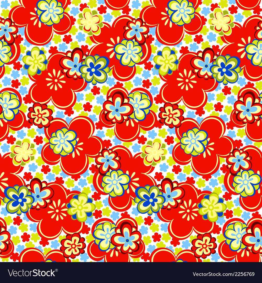 Summer seamless pattern vector   Price: 1 Credit (USD $1)